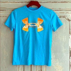 Under Armour Shirt, Boys Sz Med